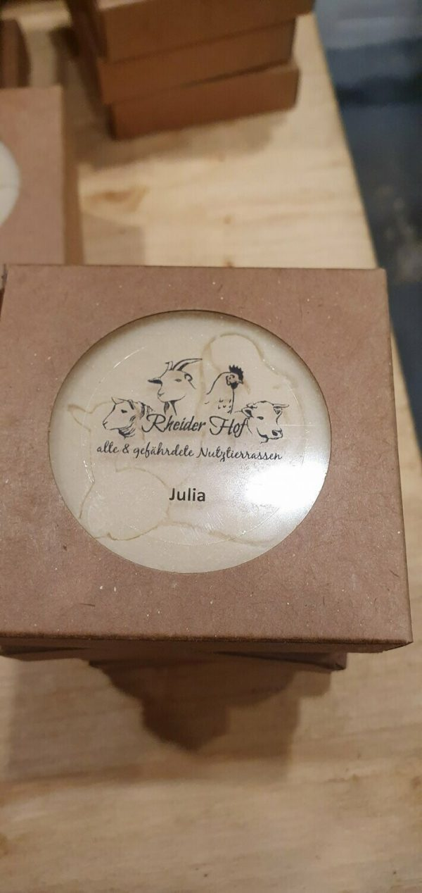 Alpakakeratinseife Julia